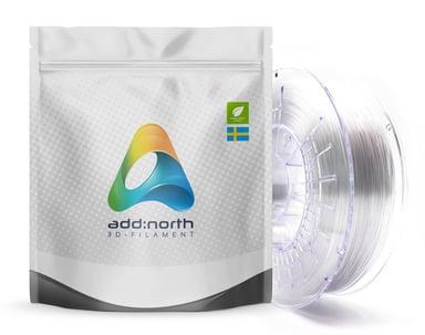 Addnorth HT-PLA - 2.85mm- 750g - Clear