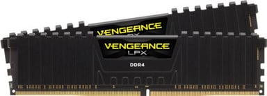Corsair Vengeance Lpx DDR4 16GB 2X8GB 4000MHz Black 16GB 4,000MHz DDR4 SDRAM DIMM 288-pin