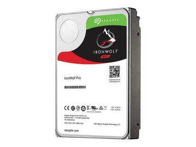 "Seagate IronWolf Pro 10TB 3.5"" Serial ATA-600"