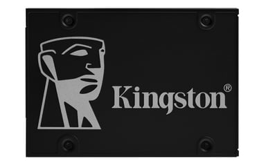 "Kingston KC600 1,024GB 2.5"" Serial ATA-600"