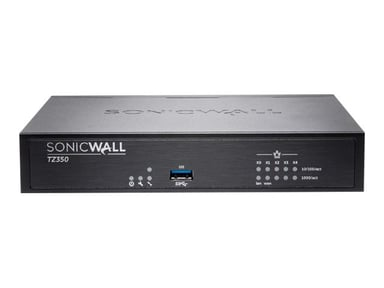 Sonicwall TZ350 Advanced Edition inkl. 1 år Totalsecure
