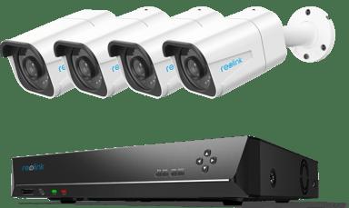 Reolink RLK8-800B4 Säkerhetssystem med 4 kameror