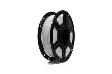 Flashforge PLA, valkoinen, 1,75 mm, 0,5 kg