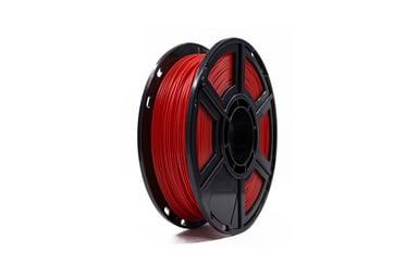 Flashforge PLA, punainen, 1,75 mm, 0,5 kg