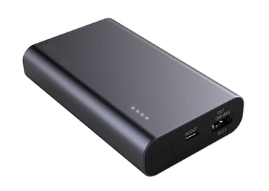 Cirafon Powerbank Premium 10000mAh Pd3.0 Qc3.0 10,000milliampere hour 3A Svart