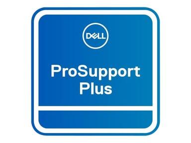 Dell Opgrader fra 1 År Basic Onsite til 3 År ProSupport Plus