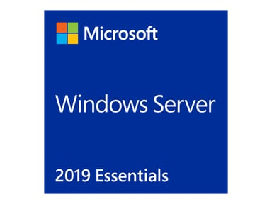 Lenovo Microsoft Windows Server 2019 Essentials 1 licentie