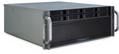Inter-Tech IPC 4U-4408 4U Storage Chassi null