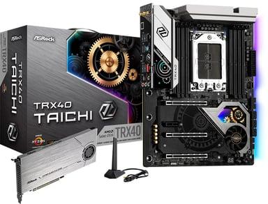 ASRock TRX40 Taichi Udvidet ATX Bundkort