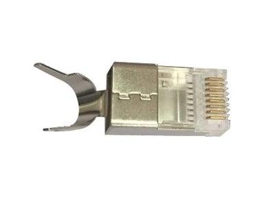 Microconnect Connector STP CAT7 RJ45 10-pack