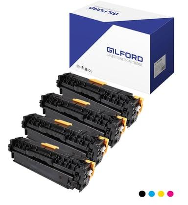 Gilford Värikasetti Color Kit - 2662B002