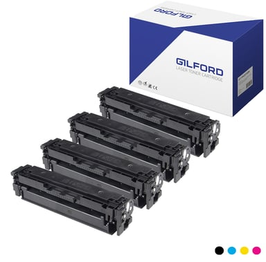 Gilford Värikasetti Color Kit - Cf400x