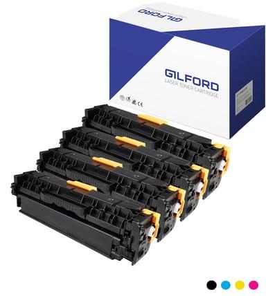 Gilford Värikasetti Color Kit - Cc530A