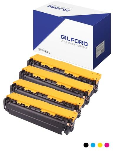 Gilford Toner Color Kit - Cb540A