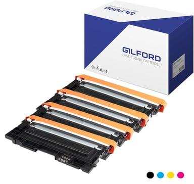 Gilford Värikasetti Color Kit - C430/C480-Clt-K404s/Els