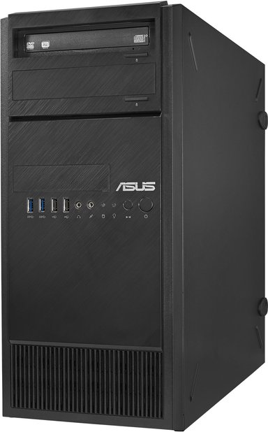 ASUS Server Barebone TS100-E9-PI4 Zonder CPU 0GB