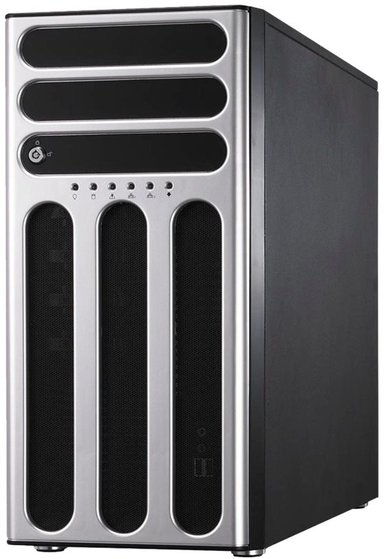 ASUS Server Barebone TS300-E9-PS4 Zonder CPU 0GB
