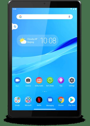 "Lenovo Tab M8 4G 8"" Helio A22 32GB Platinan harmaa"