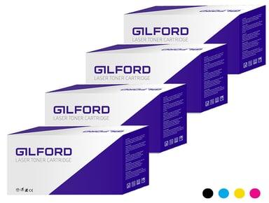 Gilford Värikasetti Color Kit - Clt-K