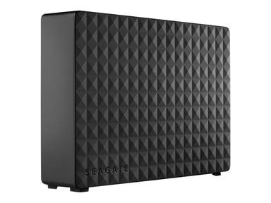 Seagate Expansion Desktop 6Tt 6Tt Musta