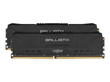 Crucial Ballistix 32GB 3,600MHz DDR4 SDRAM DIMM 288-pin