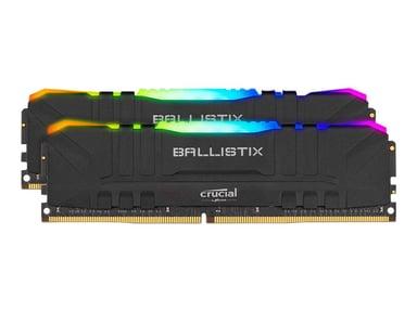 Crucial Ballistix RGB 64GB 64GB 3,600MHz DDR4 SDRAM DIMM 288-PIN