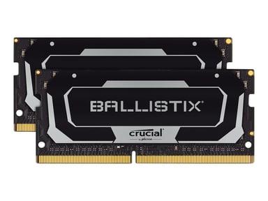 Crucial Ballistix 16GB 2,666MHz DDR4 SDRAM SO DIMM 260-pin
