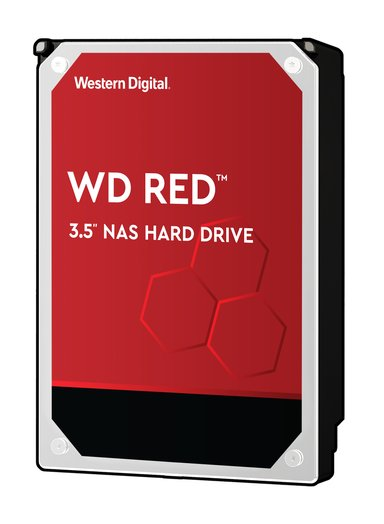 "WD Red SOHO NAS 4TB 3.5"" Serial ATA-600"