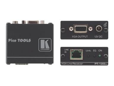 Kramer Pt-120Xl - VGA TP Reciever #Demo