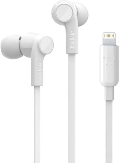 Belkin Earphones Lightning With Mic In-ear