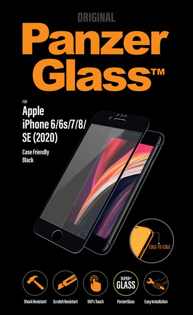 Panzerglass Case Friendly iPhone 6/6s