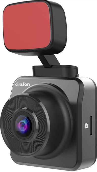 Cirafon Dashcam R1 Pro Magnet Musta