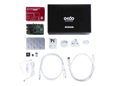 One Nine Design Raspberry Pi 4 Model B Starter Kit