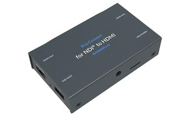 Magewell Pro Convert Ndi To HDMI null