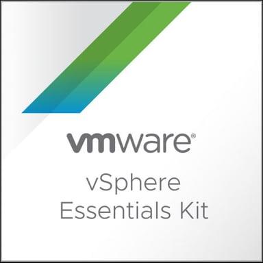 vmware vSphere 7 Essentials Kit 3 Hosts, 2 Prosessorer/Host Lisens Lisens