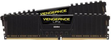 Corsair Vengeance LPX 16GB 3,600MHz DDR4 SDRAM DIMM 288-pin