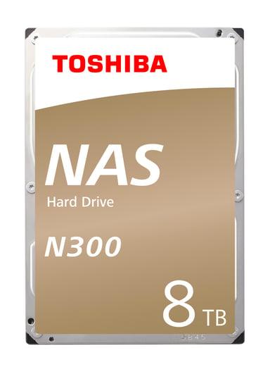 """Toshiba N300 NAS 8Tt 3.5"""" Serial ATA-600"""