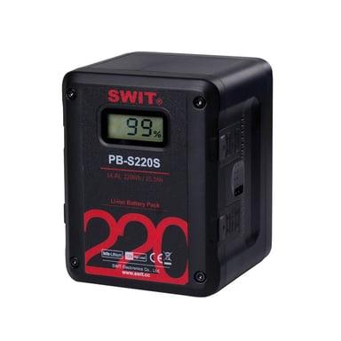 Swit PB-S220S 220Wh V-Lock Cine
