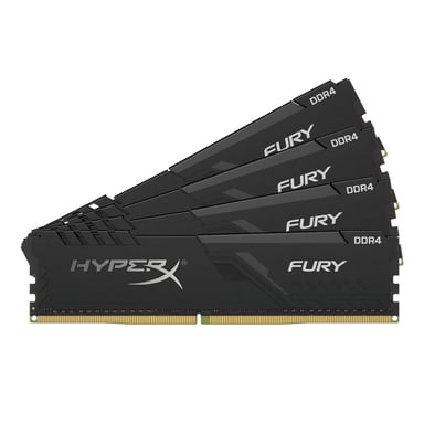 Kingston HyperX FURY 128GB 128GB 3,600MHz DDR4 SDRAM DIMM 288 nastaa
