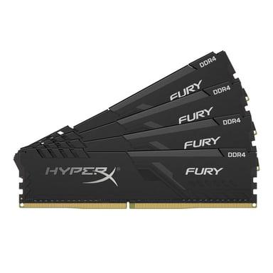Kingston HyperX FURY 128GB 128GB 3,600MHz DDR4 SDRAM DIMM 288-PIN