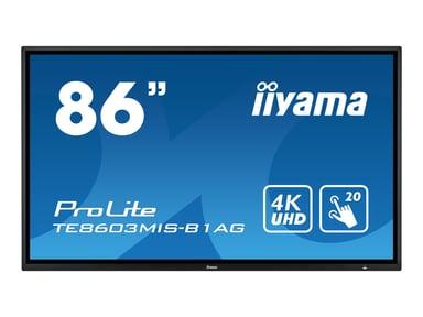 "Iiyama ProLite TE8603MIS-B1AG 85"" 4K UHD 86"" 350cd/m² 4K UHD (2160p) 16:9"