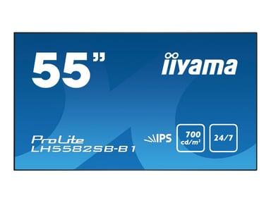 """Iiyama ProLite LH5582SB-B1 55"""" 700cd/m² 1080p (Full HD) 16:9"""
