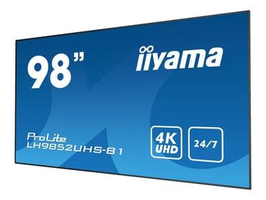 "Iiyama ProLite LH9852UHS-B1 98"" 500cd/m² 4K UHD (2160p) 16:9"