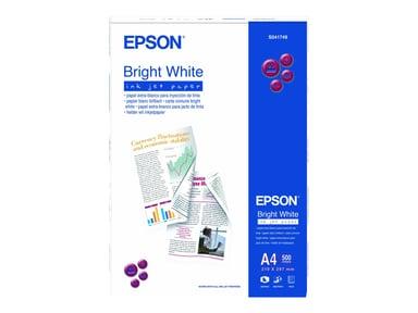 Epson Papir Bright White A4 500-Ark 90g