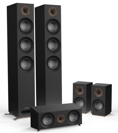 Jamo S 809 HCS 5.0 Speaker Package null