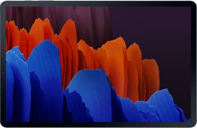 "Samsung Galaxy Tab S7+ 12.4"" Snapdragon 865+ 128GB Mystisk svart"