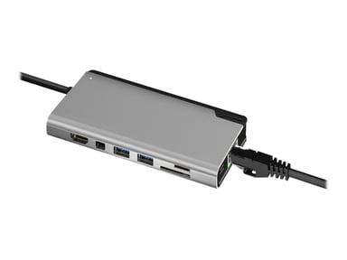 Alogic Ultra Series USB-C Dock PLUS with Power Delivery Thunderbolt 3 Minidock