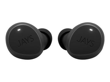 Jays m-Seven Grå; Svart
