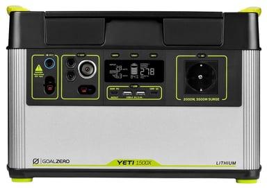 Goal Zero Yeti 1500X Portable Power Station null