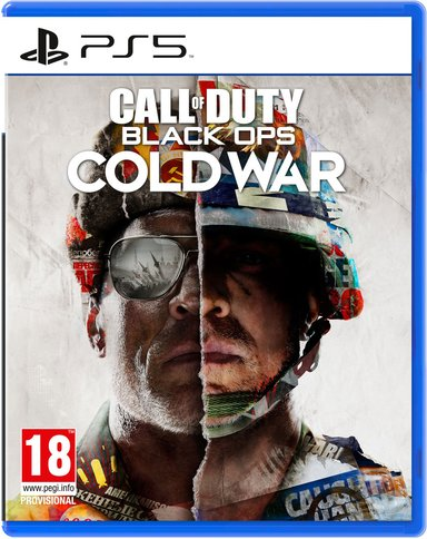 Activision Call Of Duty: Black Ops Cold War - PS5 Sony PlayStation 5